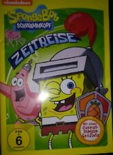 SPONGEBOB SCHWAMMKOPF ZEITREISE DVD