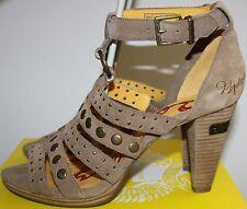 REPLAY sandalias de cuero mujer chica talla 40 nuevos
