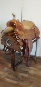 Billy Cook Saddle