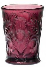 Tumbler - Inverted Thistle - Mosser USA - Amethyst Glass