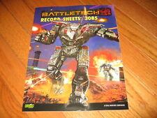 Battletech Record Sheets 3085
