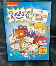 Rugrats:  The Complete Series: 26 Disc Set  - All 9 Seasons