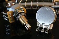 CTS TAOT CUSTOM 525K LONG Split Shaft Audio Taper Pot - Potentiometer 500K - 1X