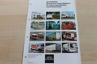 151275) Alusingen - Modellprogramm - Prospekt 01/1979