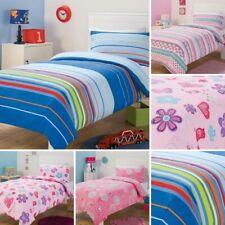Jordy 4 Designs Available    Kids Single Bed Quilt Cover Set   180TC PolyCotton