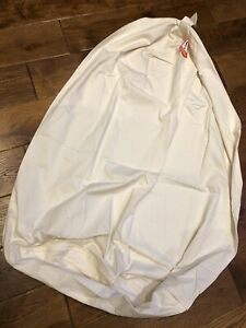 Ikea Cream Large Bean Bag Brand New