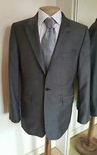 BURTON 100% wool grey suit jacket 40r