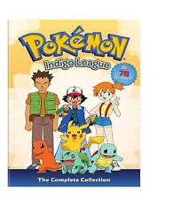 Pokemon Anime TV Series Complete All 1-8 Seasons DVD Set Collection Episodes Lot