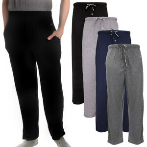HEAD Mens Pajama Pants With Pockets Elastic Waistband For Men Lightweight Casual