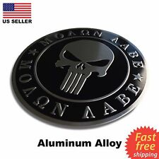 ALUMINUM 2nd Amendment Decal Sticker Bumper Molan Labe Right To Bear Arms NRA