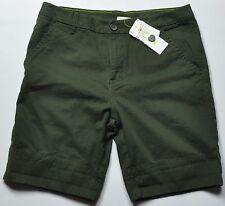 NEW! Adidas Neo Casual Shorts Green 34