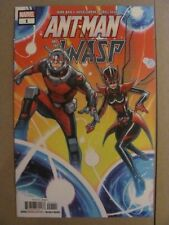 Ant-Man and the Wasp #1 Marvel Comics 2018 Series 9.6 Near Mint+