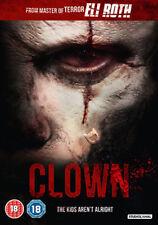 Clown NEW PAL Cult DVD Jon Watts Laura Allen Andy Powers Eli Roth