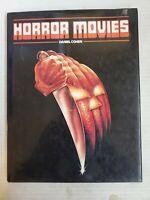 Horror Movies Daniel Cohen Hardcover Book Very good condition RARE