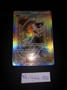 Carte Pokemon Ultra Rare Nix Full Art 180/181 Neuf Soleil Et Lune