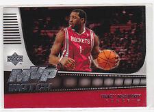 TRACY McGRADY, Rockets 06-07 Upper Deck MVP WATCH # TM