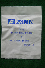 GENUINE ZAMA ZF-1 IN TANK FUEL FILTER FOR MANY HAND HELD POWER EQUIPMENT