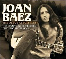 Joan Baez Folk Album Music CDs and DVDs