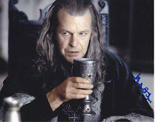 John Noble  Autogramm - Herr der Ringe - Stargate - Fringe - All Saints - Foto 2