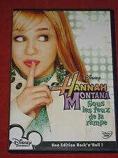 HANNAH MONTANA - Sous les Feux de la Rampe - Disney - DVD