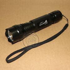 New UltraFire Tactical WF-501B CREE R5 LED 340 Lumens 1Mode Flashlight Torch