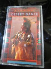 R. Carlos Nakai Used Cassette Desert Dance 1990 Native American music~