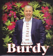Burdy-Kom Kus Me Nog Een Keer cd single