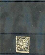 NOSSI-BE, FORERUNNER (YT T3)VF 1883 3c BLACK, ILE DE NOSSE-BE, 20JUN 91, $100