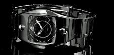 Akzent Herren Armbanduhr Metallarmband eckig Watch Quartz Modell SS7671000012