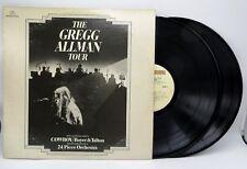 The Gregg Allman Tour - Capricorn 2C 0151 Original 1974 Double LP Record VG