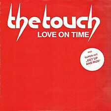 LP*** THE TOUCH - LOVE ON TIME**** 1984*** FUNK RARE***