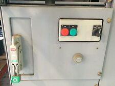"Square D Model 6 12"" Motor Control Bucket 15 Amp FHP3601513M Size 0 480 Volt"