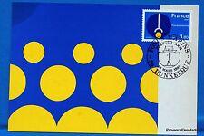 FONDS MARIN    FRANCE  Carte Postale Maximum FDC Yt C 2129