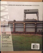 Landscape Architecture Magazine LAM Dredge Chase Aug 2014 FREE PRIORITY SHIPPING