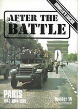 After The Battle 14 Paris France Occupation Hitler Himmler's Suicide WW II