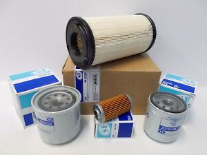 Filter Kit for ISEKI SXG19, H & SXG22, 22H  -  Air, Oil, Fuel & Transmission
