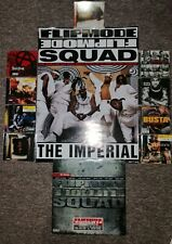 Collection of Busta Rhymes of the Flipmode Squad 1 Poster + 1 Vinyl +9 cds