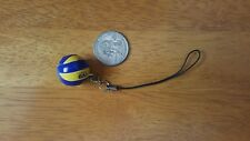 New Volleyball Cell Phone Charm Strap -