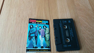 COLOR ME BADD - ALL 4 LOVE  (GIANT) - UK 1991