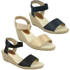Spot on Textile Wedge Mid (1.5-3 in.) Women's Heels