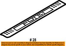 FORD OEM 09-14 F-150-Door Sill Plate Right 9L3Z1613208BA