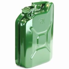 Bike It Fuel Jerry Can 10 Litres - Green