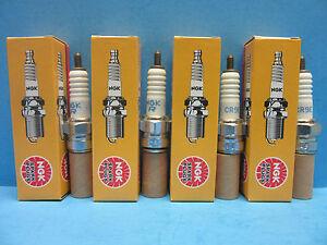 4 Spark Plugs NGK CR9E for DUCATI Kawasaki Suzuki Yamaha 6263 Made in Japan
