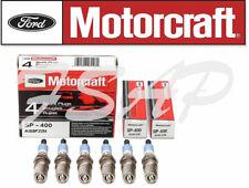 Set of 6 Genuine Motorcraft Spark Plug SP400 AGSF22N
