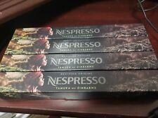 Nespresso Original Line - TAMUKA MU ZIMBABWE NIB LIMITED EDITION 4 Sleeves
