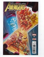 Earth's Mightiest Heroes the Avengers # 6 Regular Cover 1st Print NM Marvel