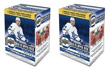 (2) 2019-20 Upper Deck Series 2 NHL Hockey, Sealed NIB, LOT= 2 Blaster Boxes