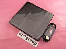 Genuine HP DVD-RW Slim USB External Optical Drive w/ Cable 747080-001 GP60NB50
