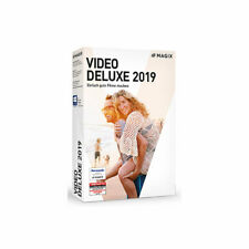 Magix 18_778108 Video Deluxe 1 Lizenz Videobearbeitung Windows DVD