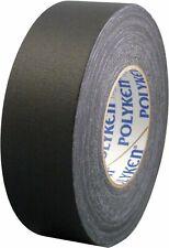 Polyken 510 Premium Gaffers Tape Black 2x55 Yds 48mm X 50m